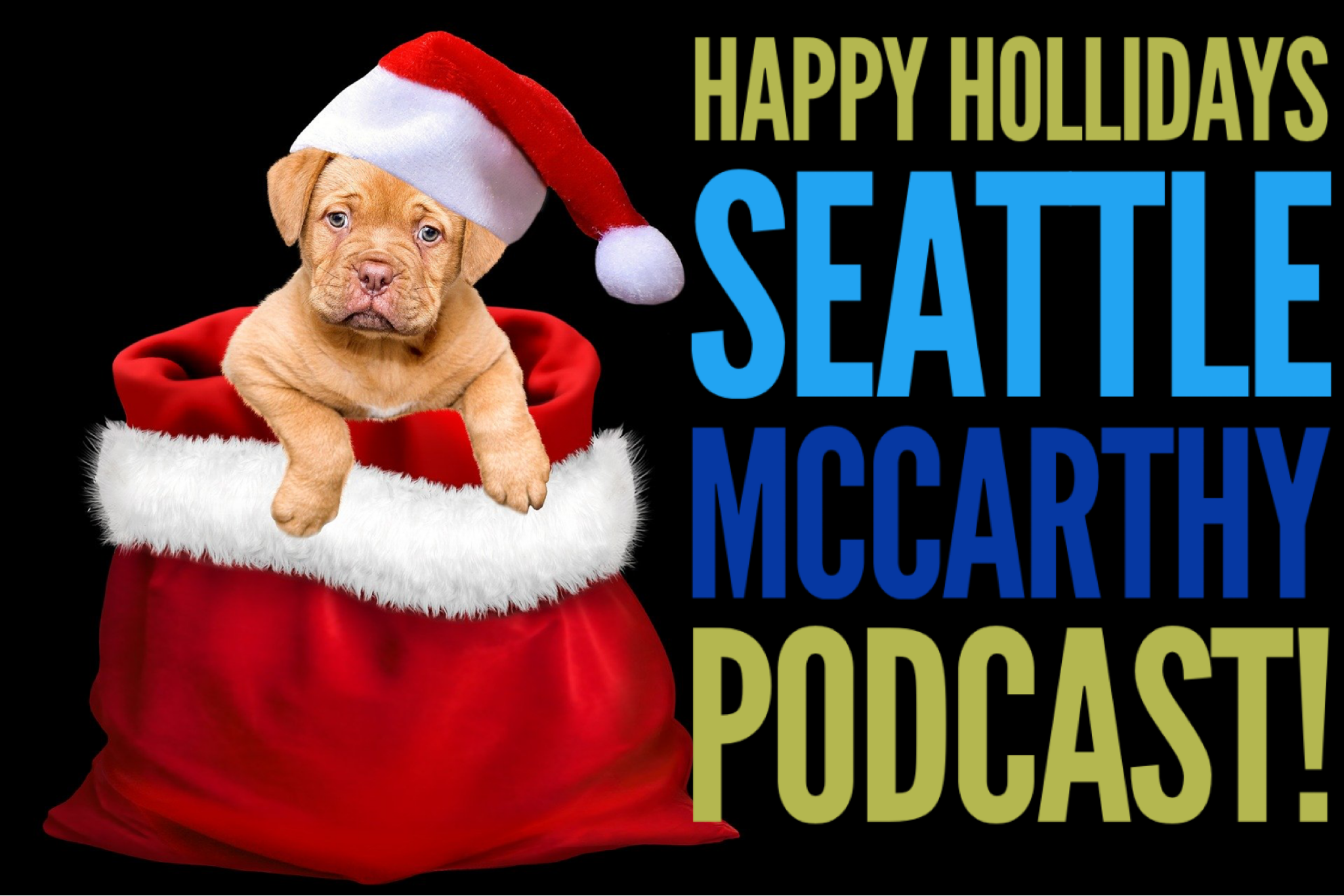 Seattle Holiday Podcast!