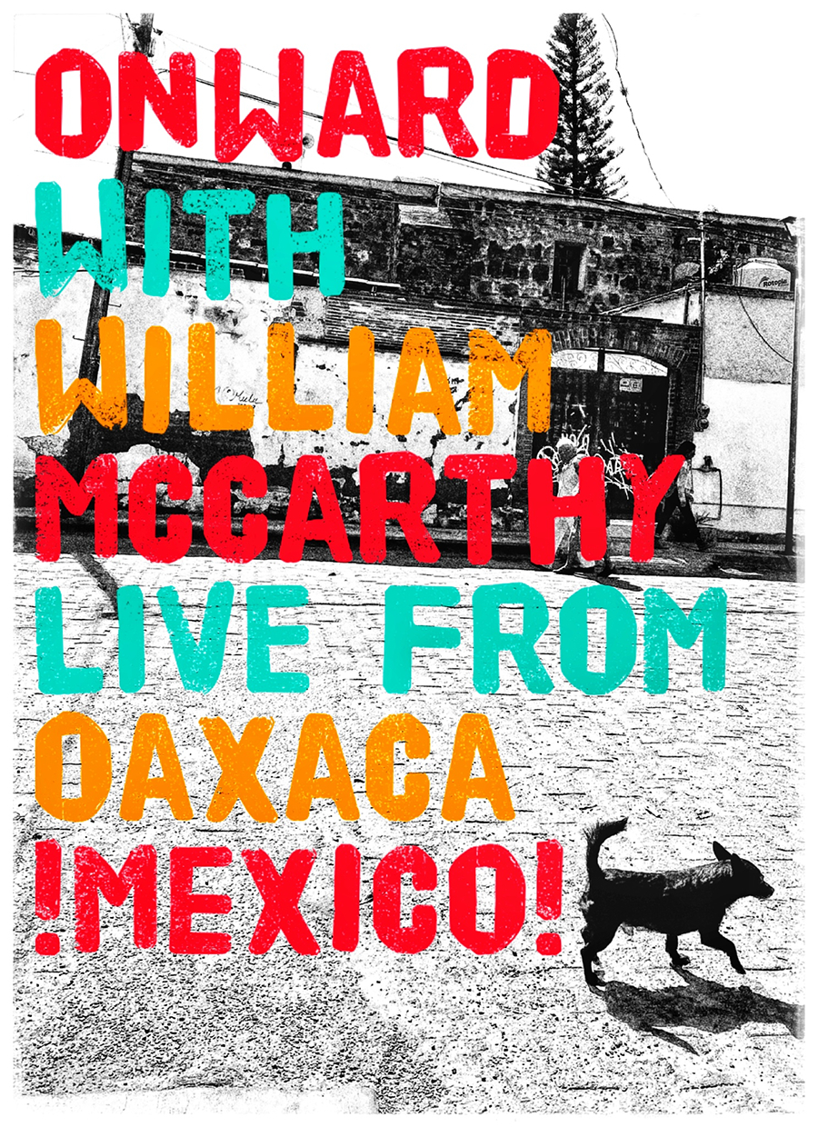 Live and direct from Oaxaca, Mexico