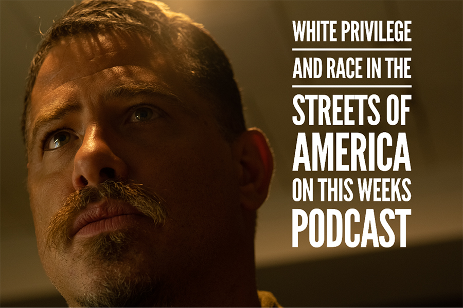 Podcast #64 Building a studio & White privilege and race in the streets of America
