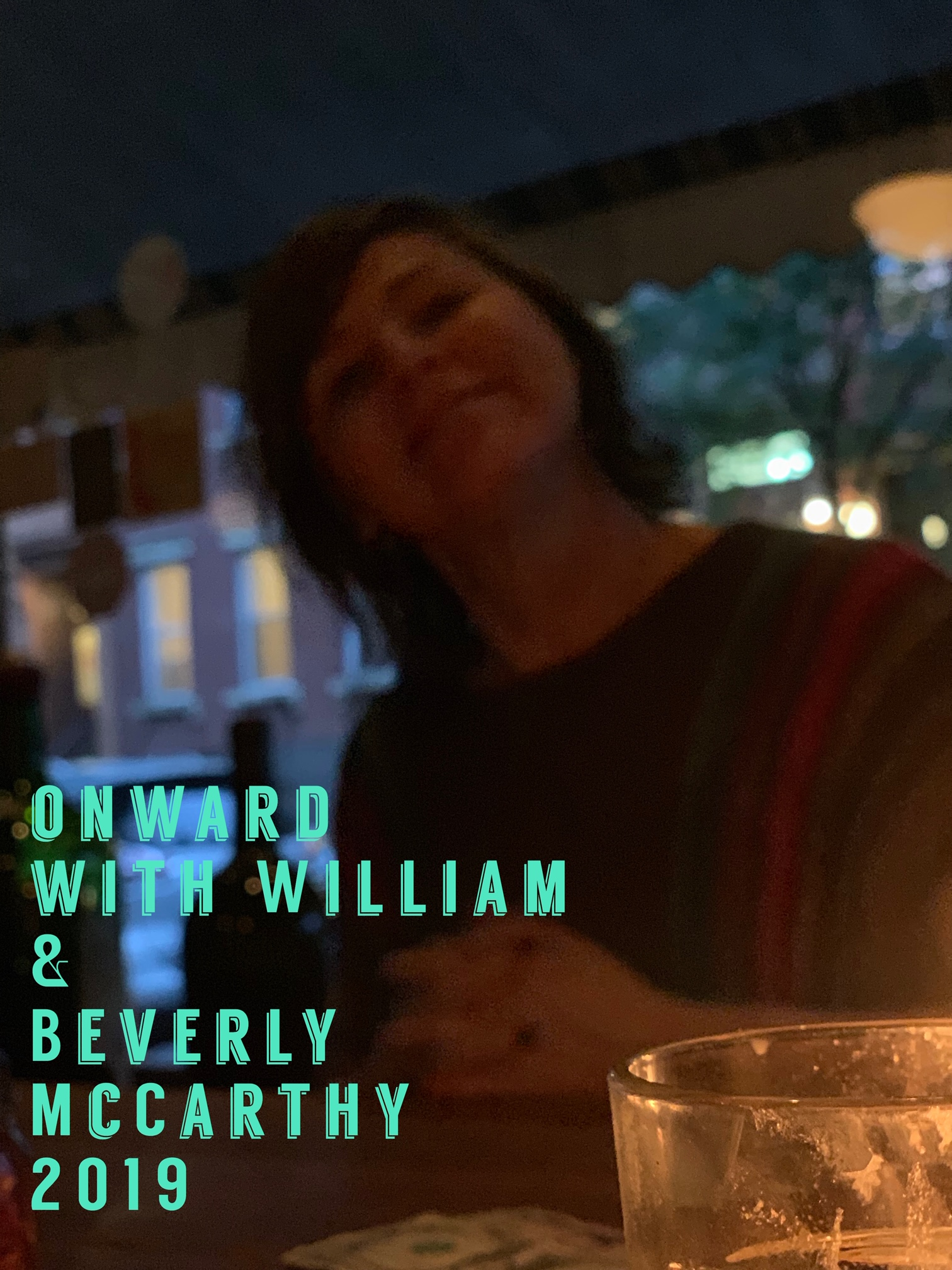 Onward with William and Beverly McCarthy live from Redhook Brooklyn!